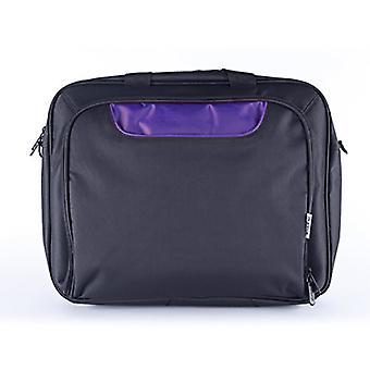 """Laptop-Tasche ca.! AAOABT0452 APPNBCP15BP 15,6"""" Schwarz Lila"""