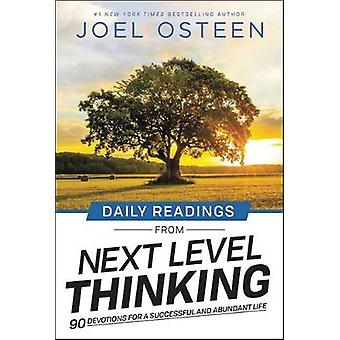 Daily Readings from Next Level Thinking - 90 Devotions for a Successfu