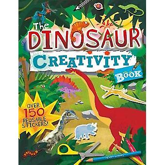 The Dinosaur Creativity Book by Penny Worms - 9781783124732 Book