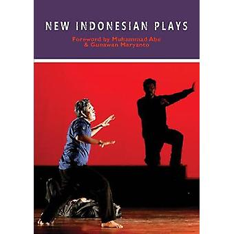 New Indonesian Plays by Muhammad Abe - 9781912430390 Book