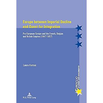Europe Between Imperial Decline and Quest for Integration - Pro-Europe
