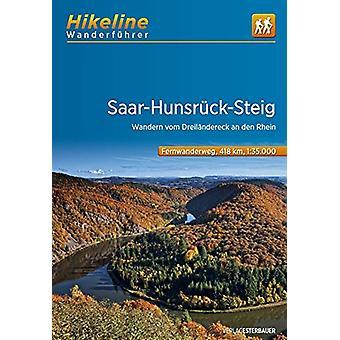 Saar - Hunsruck - Steig vom Dreilandereck an den Rhein - 2017 - 978385
