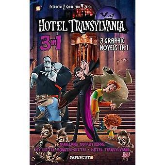 Hotel Transylvania 3-in-1 #1 by Stefan Petrucha - 9781545805329 Book