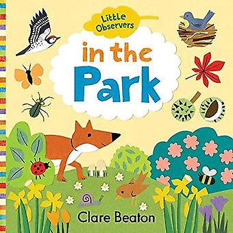 In the Park by Clare Beaton - 9781912909056 Book