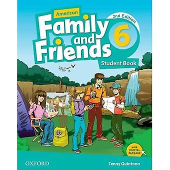 American Family and Friends: Level Six: Student Book: Supporting all teachers, developing every child