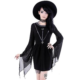 Restyle - coven tunic - dress - black
