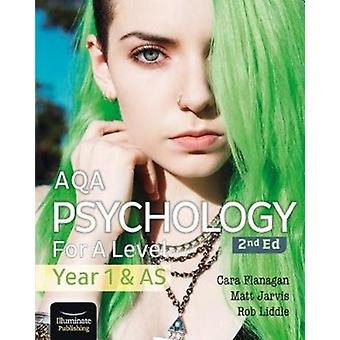 AQA Psychology for A Level Year 1  AS Student Book 2nd Edi