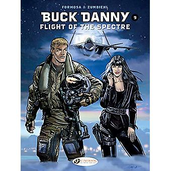 Buck Danny Vol. 9 - Flight Of The Spectre by Frederic Zumbiehl - 97818