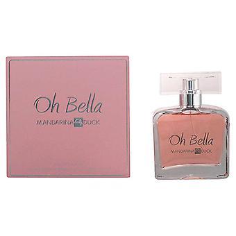 Women's Parfum Oh Bella Mandarina Duck EDT/100 ml