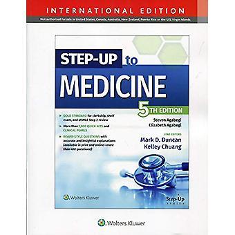 Step-Up to Medicine by Dr. Steven Agabegi - 9781975139025 Book