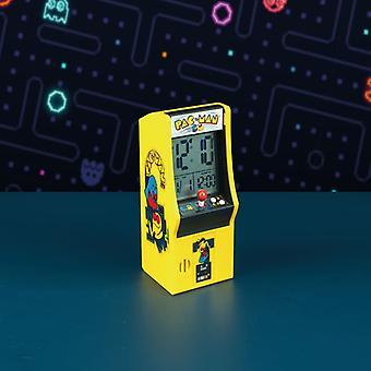 Pac Man Arcade vekkerklokke