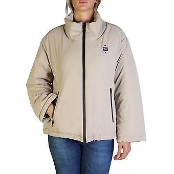 Womens long bomber jacket 52663