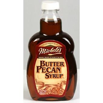 Michele's Butter Pecan Syrup