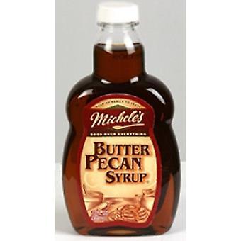 Michele's Smør Pecan Sirup