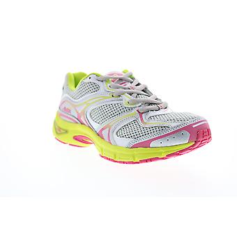 Avia Avi-Endeavor  Womens Gray Mesh Low Top Athletic Running Shoes