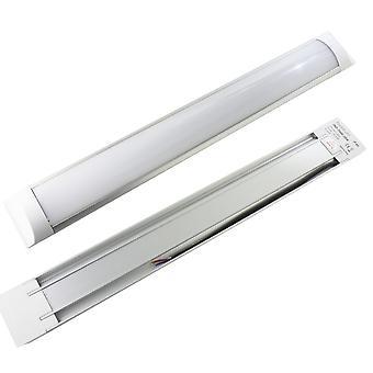 Jandei Slim Led Strip med integrerade Led Strips 36W, Neutral Vit Färg 4200K, 1200MM.