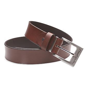Hawkdale Mens Full Grain Leather Belt - 1.5 Inch Casual / Jeans # 811-400