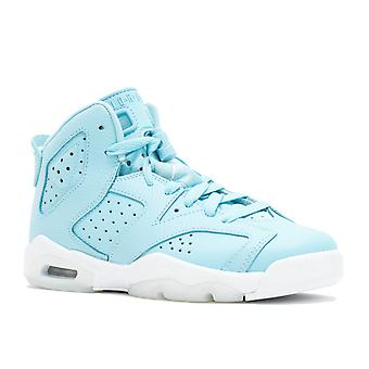 Air Jordan 6 retrô Gg (Gs) - 543390 - 407 - sapatos