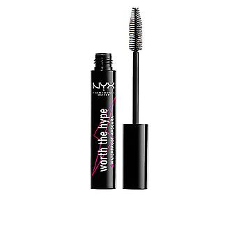 Nyx Worth The Hype Waterproof Mascara #black For Women