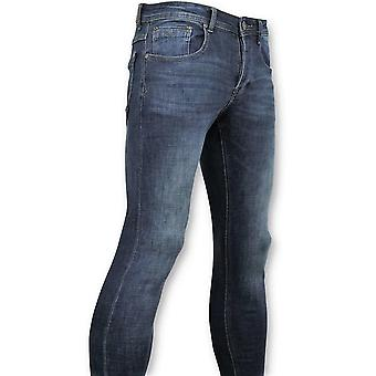 Classic Jeans - Jeans Washed - D3060 - Blue