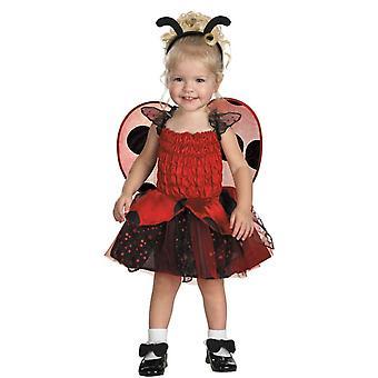 Little Ladybug Child Costume