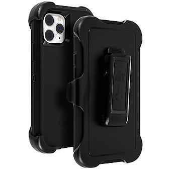 Shockproof Case iPhone 11 Pro Protection Multilayer Black