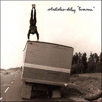 Vladislav Delay - Tummaa [CD] USA import