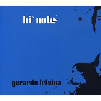 Gerardo Frisina - Hi Note [CD] USA import