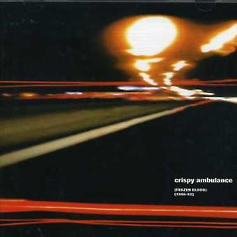 Crispy Ambulance - Frozen Blood [CD] USA import
