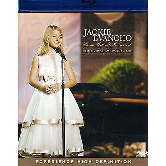 Jackie Evancho - Jackie Evancho-Dream with Me in Concert [BLU-RAY] USA import