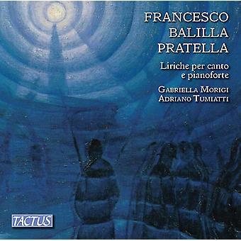 Liriche Per Canto E Pianoforte [CD] USA import