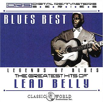 Leadbelly - Blues Best: Greatest Hits [CD] USA import