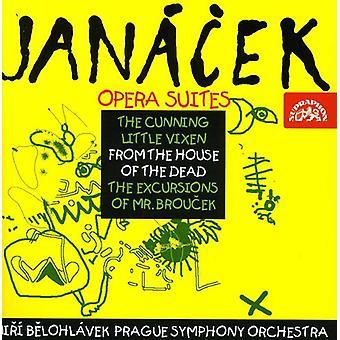 L. Janacek - Jan Cek: Opera Suites [CD] USA import