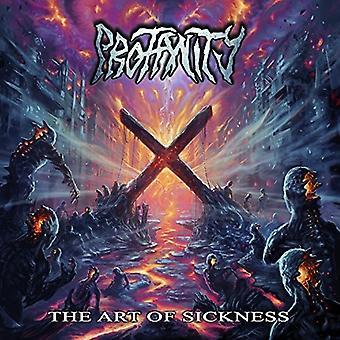 Profanity - Art of Sickness [CD] USA import