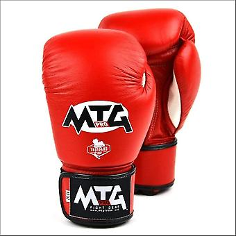 Mtg pro boxing gloves - red