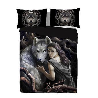 Soul bond - duvet bed linen set for uk double / us twin