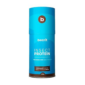 Becrit Chocolate Protein Shake with a touch of Maca 650 g