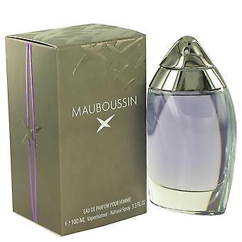 Mauboussin eau de parfum spray door mauboussin 100 ml
