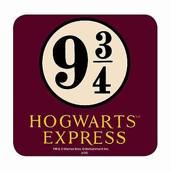 هاري بوتر كوستر منصة 9 3/4 Hogwarts اكسبرس مسؤول جديد