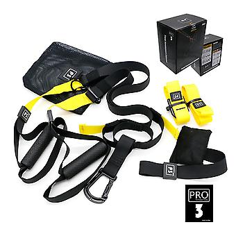Pro Suspension Trainer Straps Home Gym Fitness Resistance Bands für Trx Training