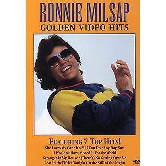Ronnie Milsap - Golden Video Hits [DVD] USA import