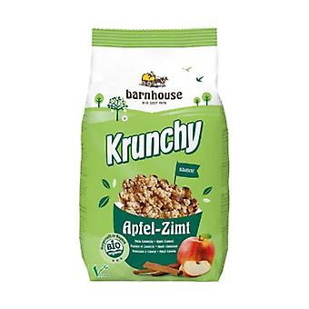 Krunchy Muesli with Apple and Cinnamon 750 g