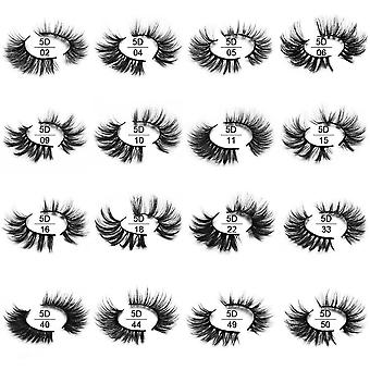 False Eyelashes Natural/thick Long Eye Lashes Makeup Beauty Extension Tool