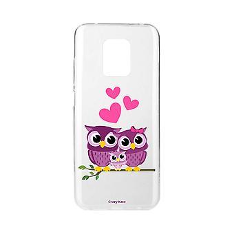 Casco para Xiaomi Redmi Note 9 Pro Soft Family Owl