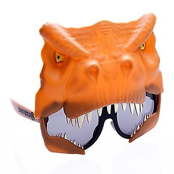 Party Costumes - Sun-Staches - Jurassic World Trex sg3239