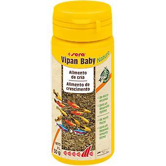Sera Sera Vipagran Baby Rearing Food (Fish , Food , Warm Water)