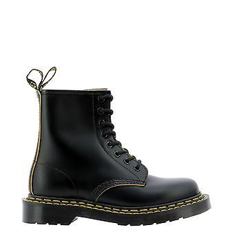 Dr. Martens Dms1460dsbm26100032 Women's Black Leather Ankle Boots