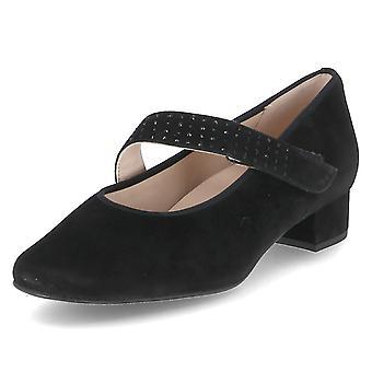 Hassia Cordoba 93024520100SCHWARZ universal all year women shoes