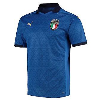 2020-2021 إيطاليا قميص المنزل أصيلة