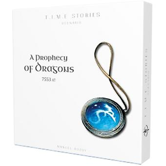 T.I.M.E Stories A Prophecy of Dragons Brettspiel